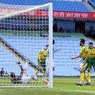Gabriel Jesus scored the first as Manchester City thrashed relegated Norwich City on the final day o