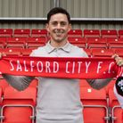 Former Norwich City forward Ian Henderson has joined Salford City following his lengthy spell at Roc