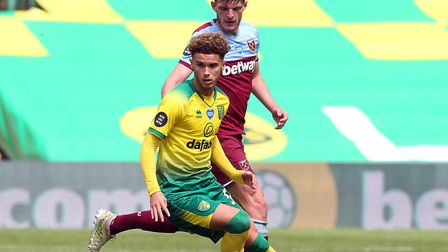 The 18-year-old made five appearances for the Canaries to mark a year of rapid progression at the cl