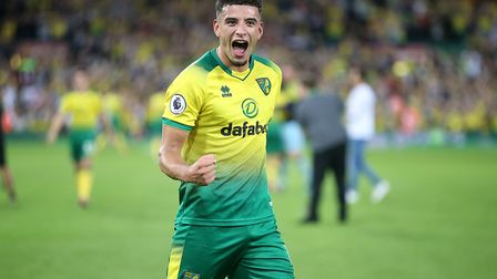 It's been a year of education for Norwich City defender Ben Godfrey. Picture: Paul Chesterton/Focus
