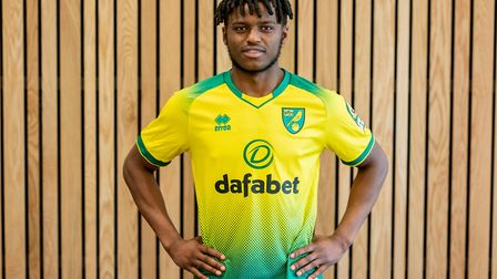 Norwich City have completed the signing of highly-rated youngster Bali Mumba. Picture: Norwich City