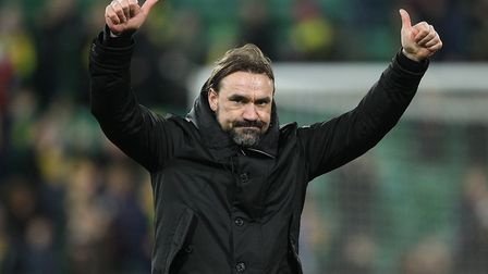 Daniel Farke will want to prove his doubters wrong in the Championship. Picture: Paul Chesterton/Foc