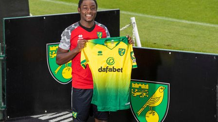 Norwich City have completed the signing of Matthew Dennis. Picture: Norwich City FC