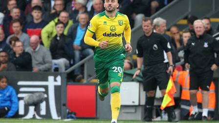 Drmic has started only five games for City in the Premier League. Picture: Paul Chesterton/Focus Ima