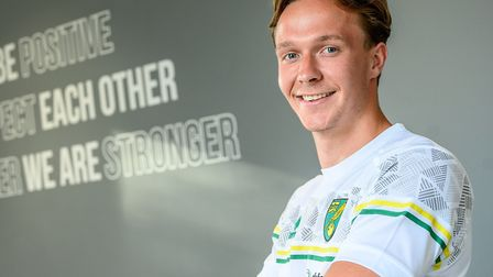 Norwich City new signing Kieran Dowell spoke to James Maddison ahead of his Canaries' move Picture: