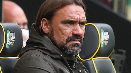 Daniel Farke is looking to the future after Norwich City's relegation Picture: Paul Chesterton/Focus