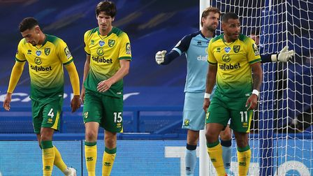 The Norwich players endured a miserable six weeks after the Premier League season rtesumed in June P
