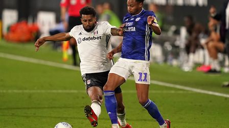 There was play-off disappointment for former Norwich winger Josh Murphy, as Cardiff were beaten in t