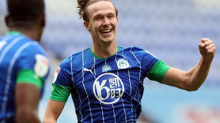 Kieran Dowell was nominated for the Championship Player of the Month for July following his producti