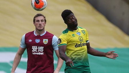 Will Alex Tettey's ninth season with Norwich City be his last? Picture: Paul Chesterton/Focus Images