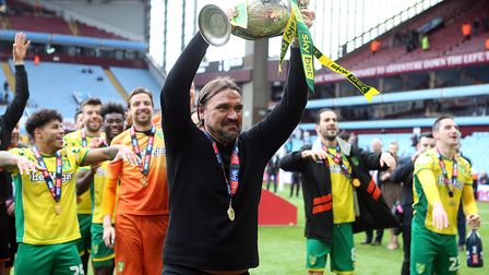 Farke will be hoping to lead the Canaries to more Championship success. Picture: Paul Chesterton/Foc