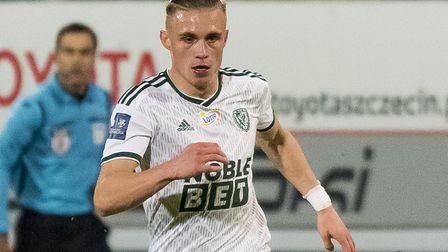Przemyslaw Placheta arrives at Norwich City with a growing reputation in Poland Picture: Krystyna Pa
