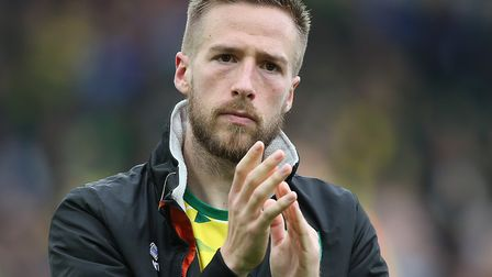 Does Marco Stiepermann still have a role to play at Norwich City? Picture: Paul Chesterton/Focus Ima