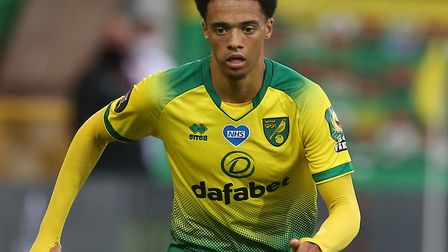 Norwich City Jamal Lewis has been the subject of interest from Liverpool Picture: Paul Chesterton/Fo