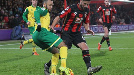 Surman has been key to the success under Eddie Howe at Dean Court.Picture: Paul Chesterton/Focus Ima