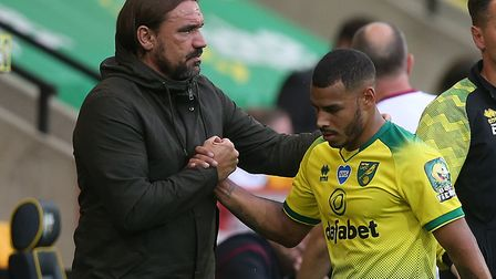 Daniel Farke knows what Onel Hernandez is capable of in the Championship Picture: Paul Chesterton/Fo