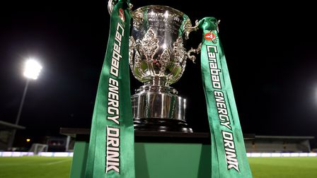 The draw for the Carabao Cup first round has been made Picture: Nigel French/PA Wire