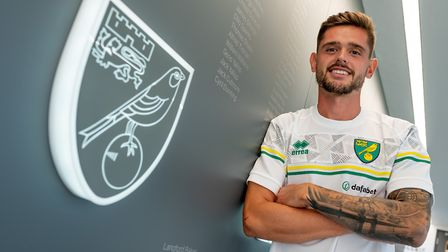Xavi Quintilla has joined Norwich City on loan from Villarreal Picture: Norwich City FC