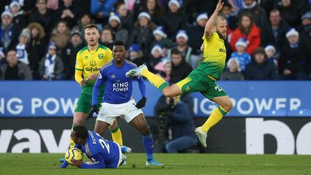 A broken toe against Leicester was a significant setback for the Finn.Picture by Paul Chesterton/Foc