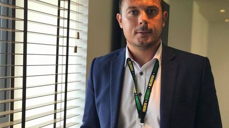 Norwich City chief operating officer Ben Kensell has been outlining the financial health of the club