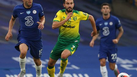 Lukas Rupp's experience could be crucial with Norwich City now back in the Championship Picture: Pau