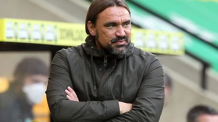 Daniel Farke could be without 15 members of his first-team squad for City's EFL Cup trip to Luton To