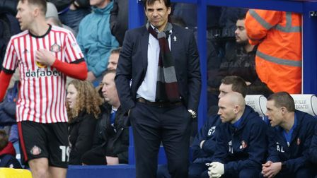 Chris Coleman couldn't prevent Sunderland from dropping through the Championship and being relegated