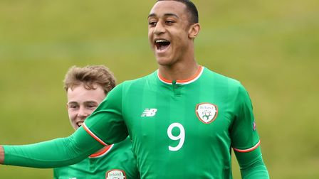 Idah possesses international ambitions alongside his hopes with City. Picture: Tim Goode/PA Images