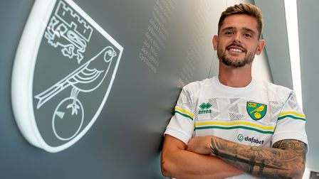 Xavi Quintill, who joined Norwich City on loan from Villarreal Picture: Norwich City FC