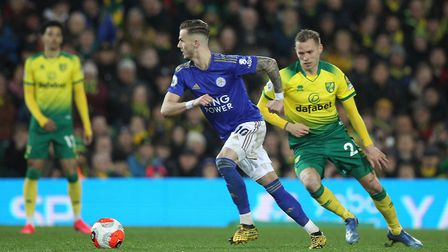 James Maddison has signed a new deal at Leicester City Picture: Paul Chesterton/Focus Images Ltd