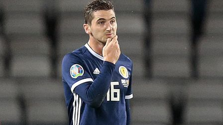 Kenny McLean has been named in the latest Scotland squad. Picture: Graham Stuart/PA Images