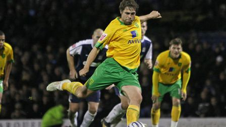 Grant Holt was the last City legend to wear the number shirt. Picture: Chris Ratcliffe/Focus Images