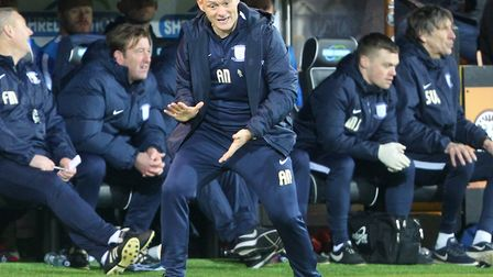 Preston North End manager and former Norwich City boss Alex Neil was a big influence on Jordan Hugil