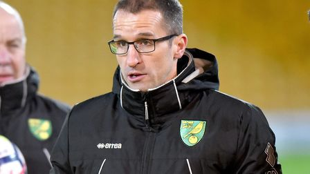 Norwich City's under-23s will face Ipswich Town's youngsters in a friendly fixture on Friday. Pictur