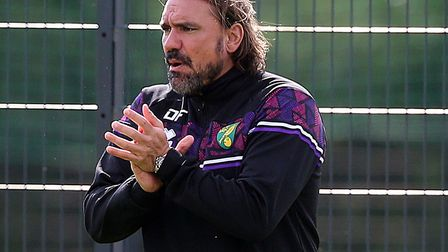 Daniel Farke was without injured duo Emi Buendia and Onel Hernandez for the pre-season German tour f