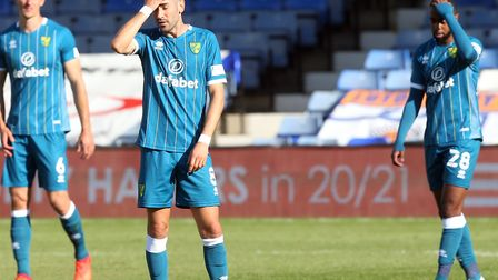 Norwich City slipped to a 3-1 League Cup defeat at Luton Town Picture: Paul Chesterton/Focus Images
