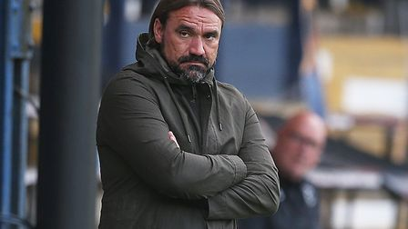 City boss Daniel Farke saw his side slide to their 12th straight defeat in all competitions. Picture