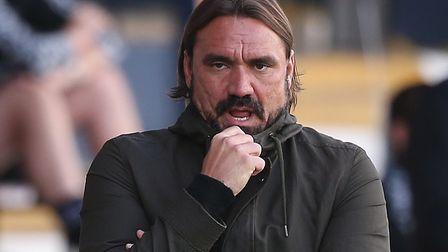 Daniel Farke knows what is expected for Norwich City back in the Championship Picture: Paul Chestert