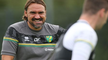 Norwich head coach Daniel Farke takes the Canaries to Luton Town for the first competitive fixture o