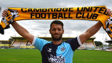 Cambridge signed Norwich City legend Wes Hoolahan for the new campaign. The Us will be the first EFL