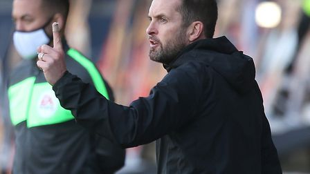 Luton Town manager Nathan Jones was in no doubt his side deserved to reach the League Cup second rou