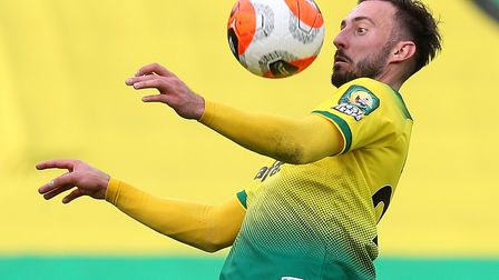 Josip Drmic appears to be heading for the Norwich City exit Picture: Paul Chesterton/Focus Images Lt