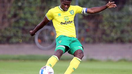 Norwich City stalwart Alex Tettey is bidding for a hat-trick of Championship promotions Picture: Pau
