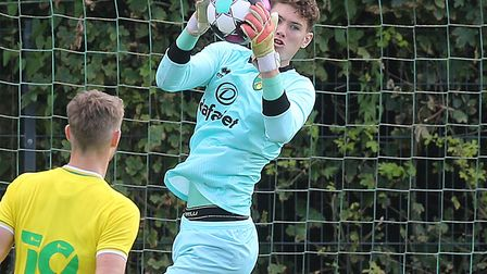 Daniel Barden kept a clean sheet as Norwich drew 0-0 with Darmstadt in their final pre-season friend