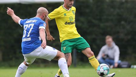 Former Norwich City left-back Javi Garrido has tipped Xavi Quintilla to succeed at Carrow Road. Pict