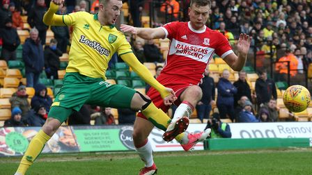 Ben Gibson has been training with Middlesbrough since January. Picture by Paul Chesterton/Focus Ima