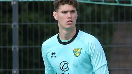 Daniel Barden is in line for his senior competitive debut for Norwich City in the League Cup this we