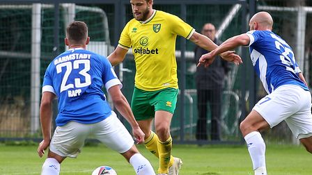 Teemu Pukki is feeling refreshed and ready for action with Finland after a couple of pre-season goal