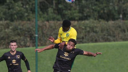 The right-back has been featured in every game during pre-season. Picture: Paul Chesterton/Focus Ima