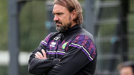 Head coach Daniel Farke has to get his matchday sums right Picture: Paul Chesterton/Focus Images Ltd